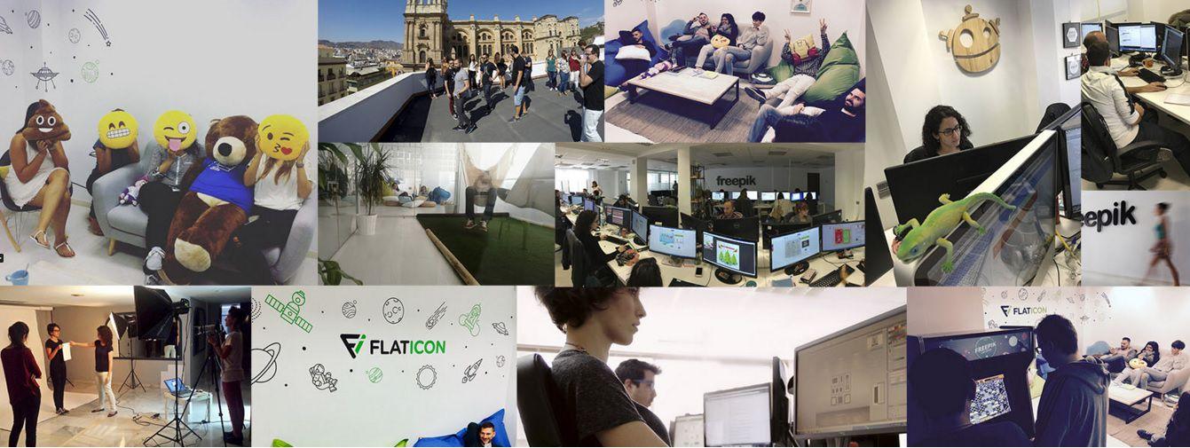 Компания Flaticon