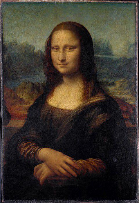 Виртуальный музей искусства - Мона Лиза