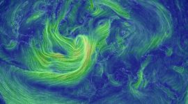 Карта ветров