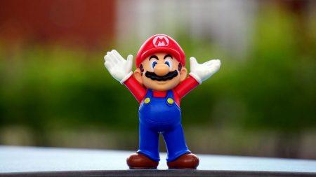 Super Mario онлайн