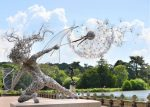 Скульптуры из проволоки – Самые красивые скульптуры из проволоки